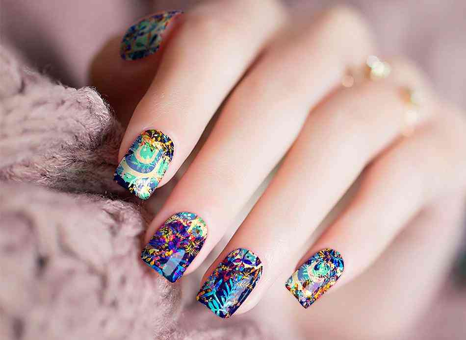 Real Nail Stickers