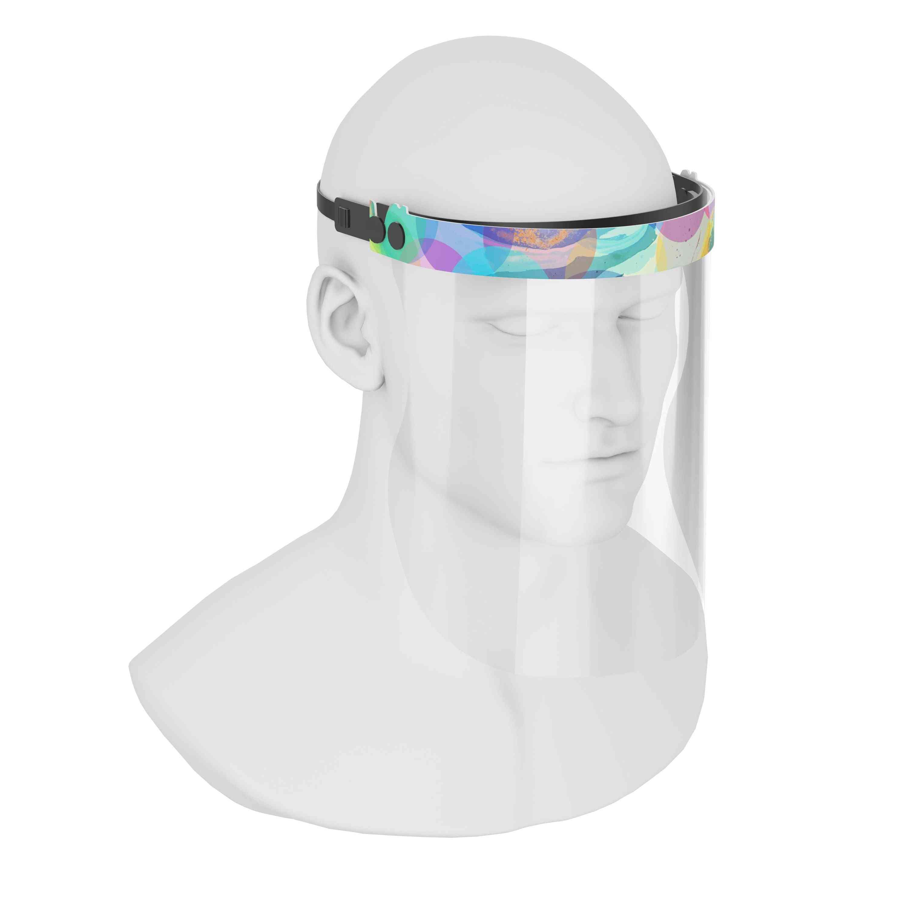 Isolay Face Shield Colourful