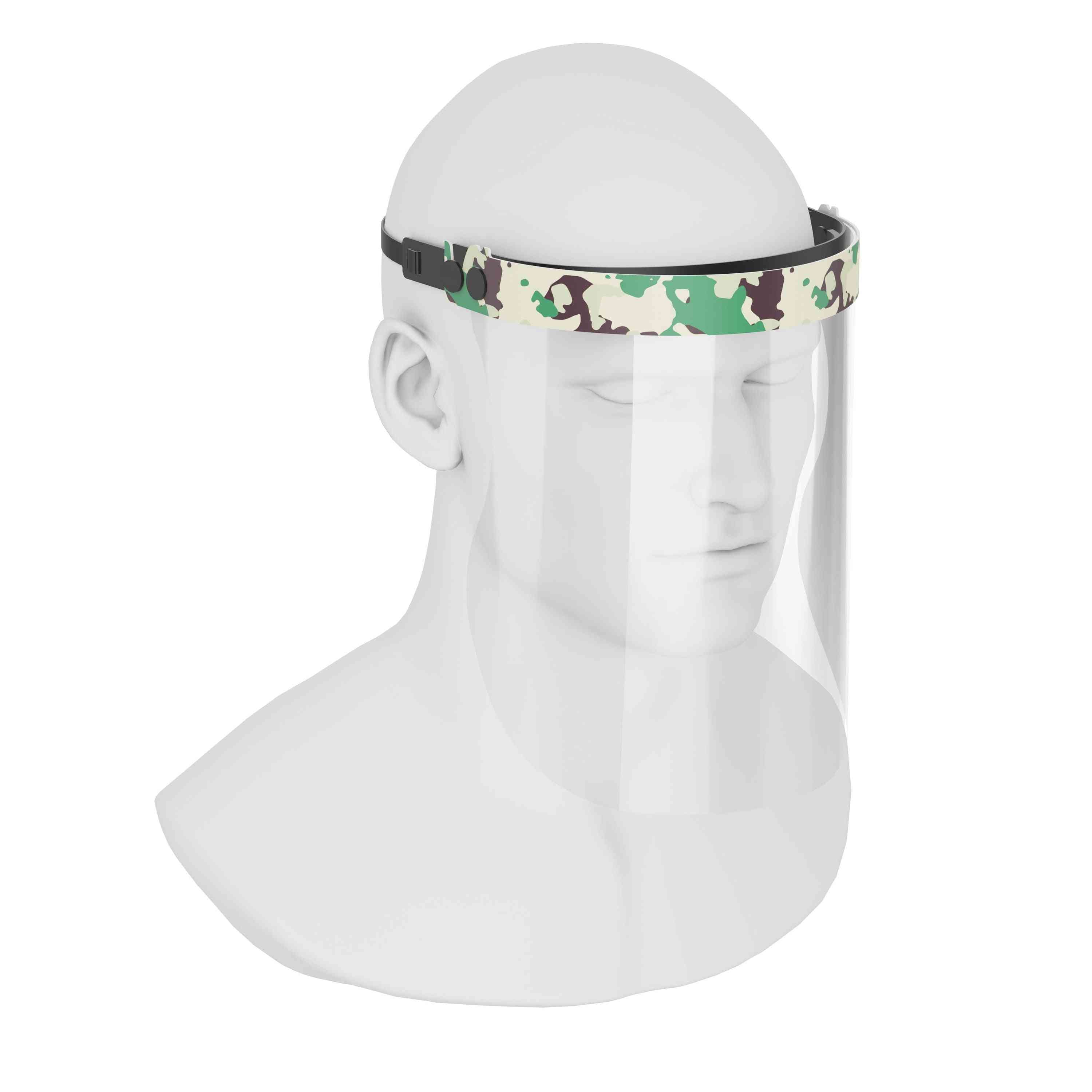 Isolay Face Shield Camouflage