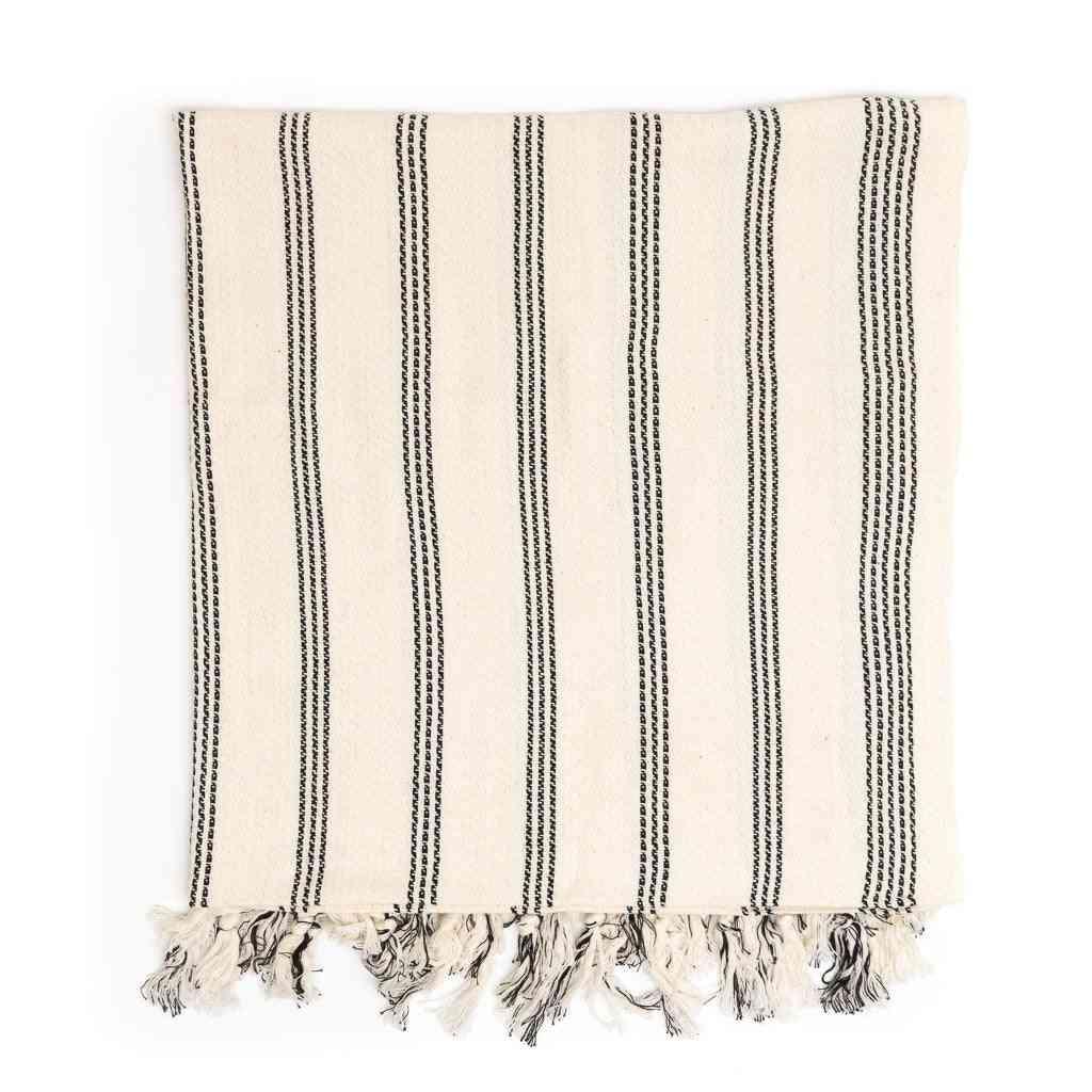Sicilian Peshtemal Pure Cotton Beach Towel