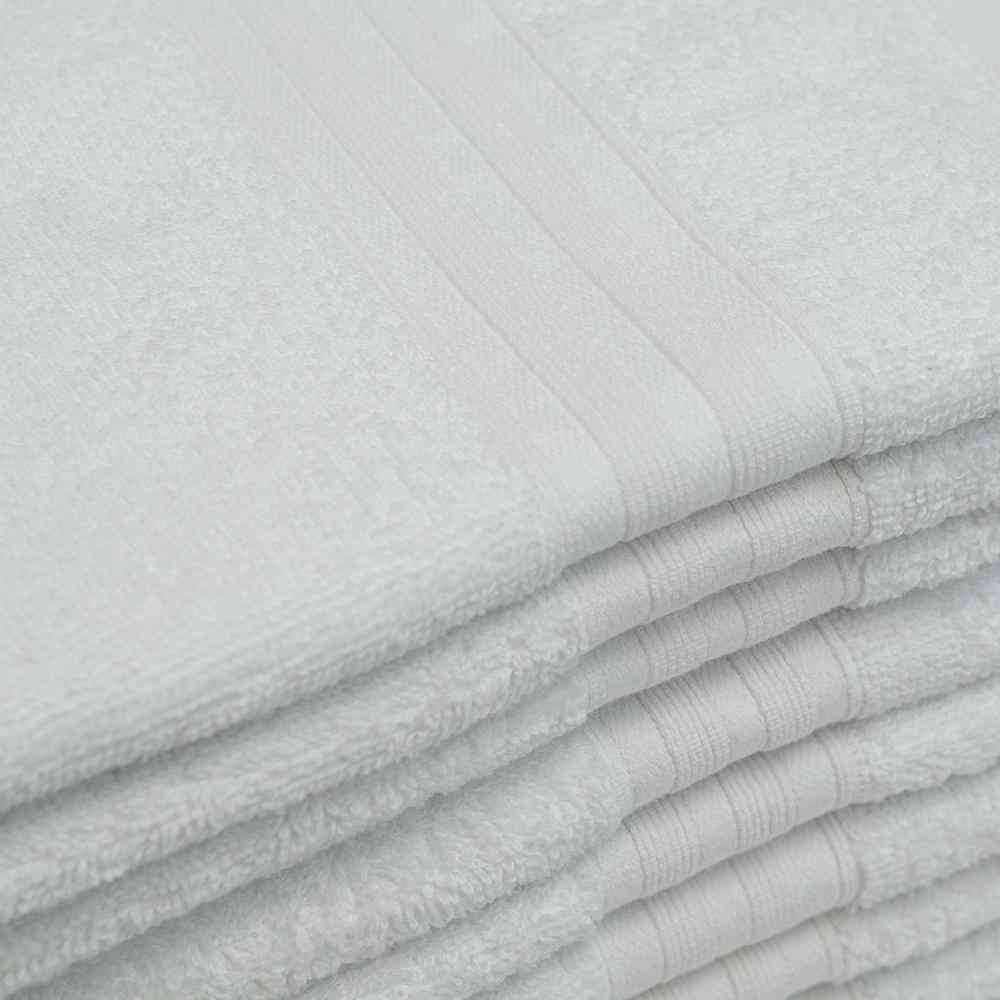 100% Cotton Hand Towel Pack