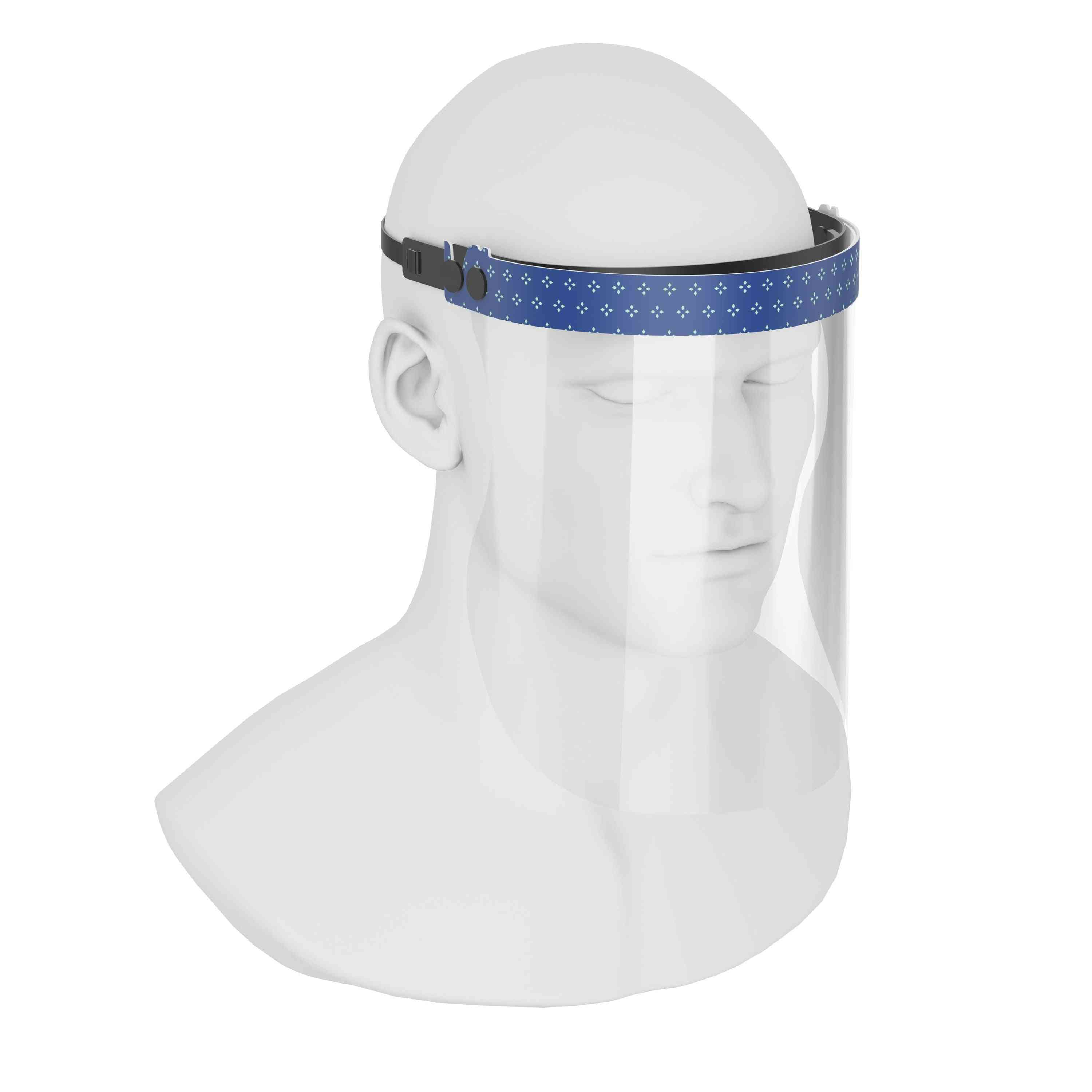 Isolay Face Shield Night Blue
