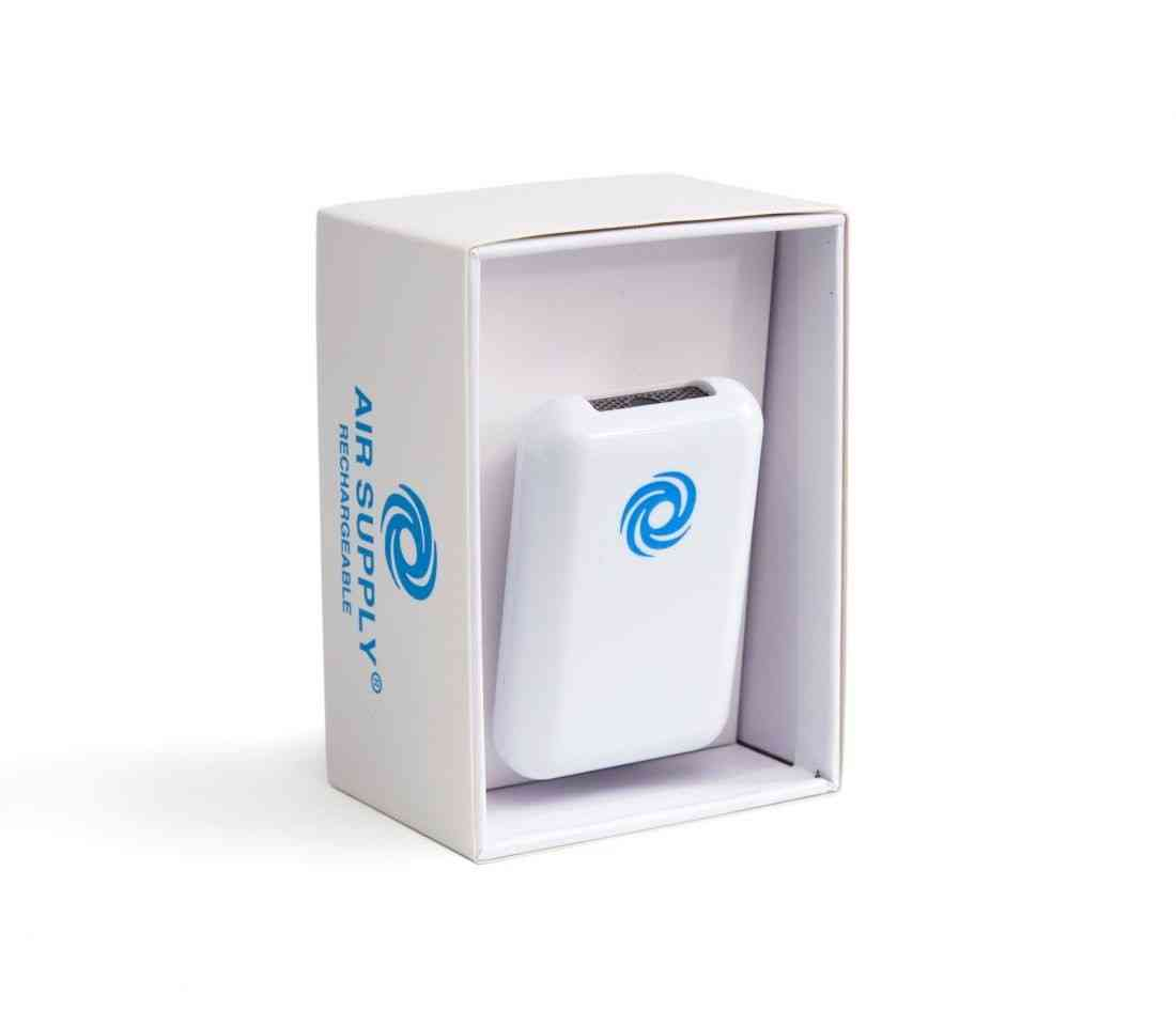 Rechargeable As-300r  Ionic Personal Air Purifier
