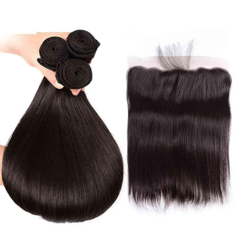 10a Grade, Brazilian Human Hair Extension-straight