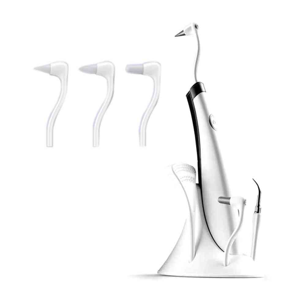 5 In 1 Electric Ultrasonic Dental Scaler- Tooth Stain Remover
