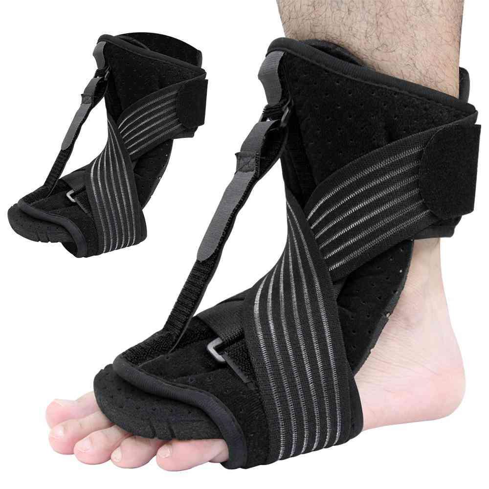 Adjustable Plantar Fasciitis Night Foot Splint Drop Orthotic Brace