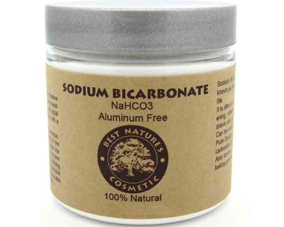 Sodium Bicarbonate (nahco3). Aluminum Free. Mildly