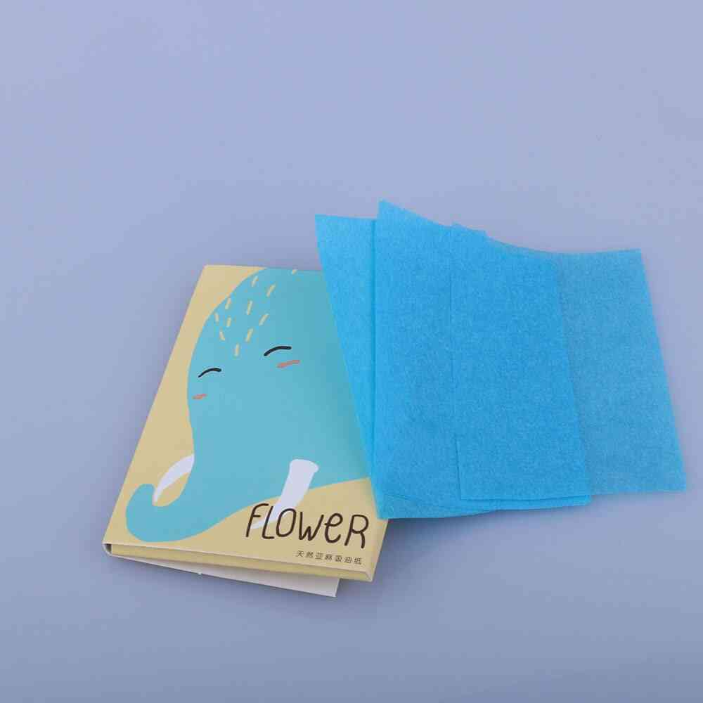 Facial Face Clean Oil Absorbing Blotting Papers