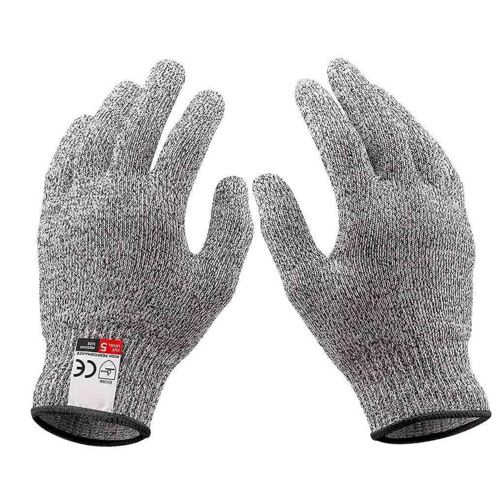 Cut-resistant Level 5 Kite Fishing Gloves Wear-resistant Anti-puncture Anti-skid, Anti Cut Gloves