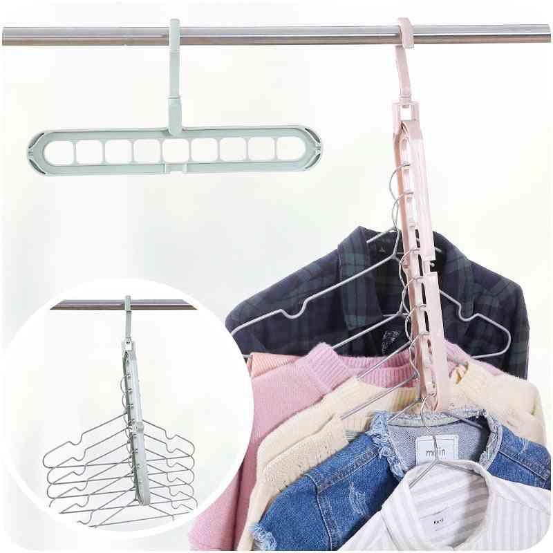 Drying Rack Plastic Scarf Clothes Hangers Storage Racks & Wardrobe Storage Hangers