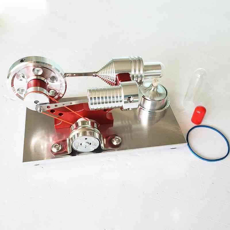 Stirling Engine Generator Engine Micro Engine Model Steam Engine Hobby Birthday