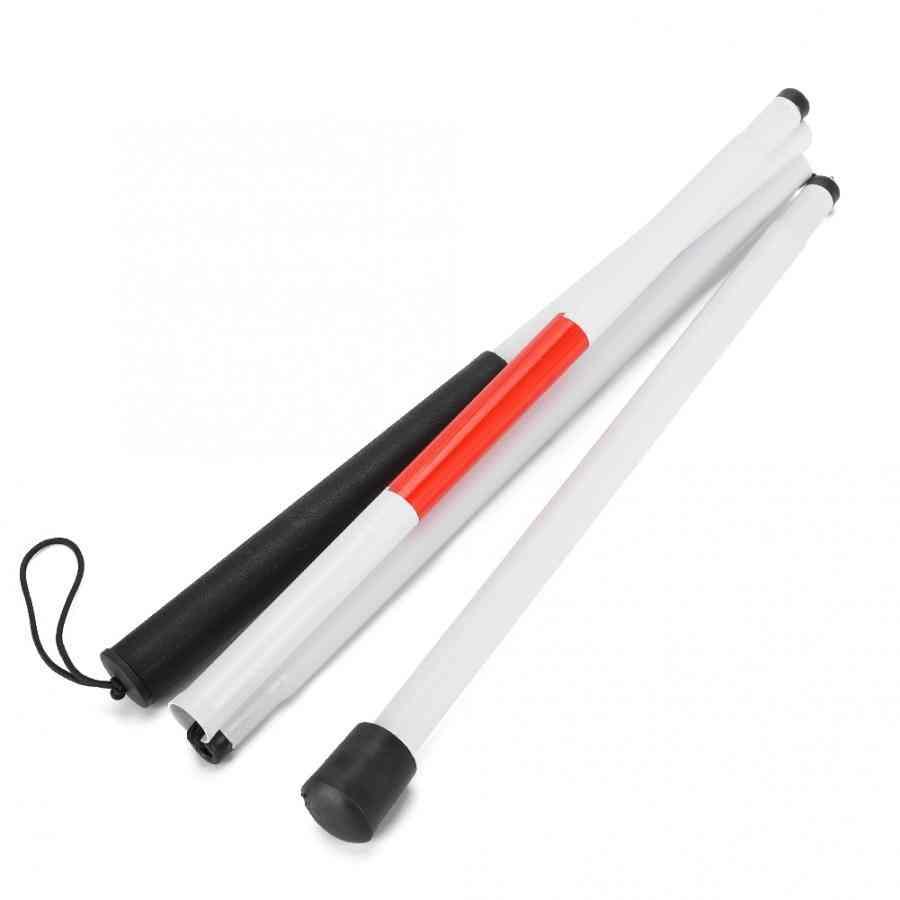 Walking Stick Portable Folding Blind Stick