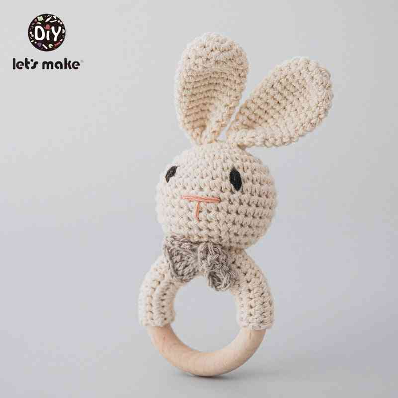 Baby Product Mobile Pram Crib Ring Wooden