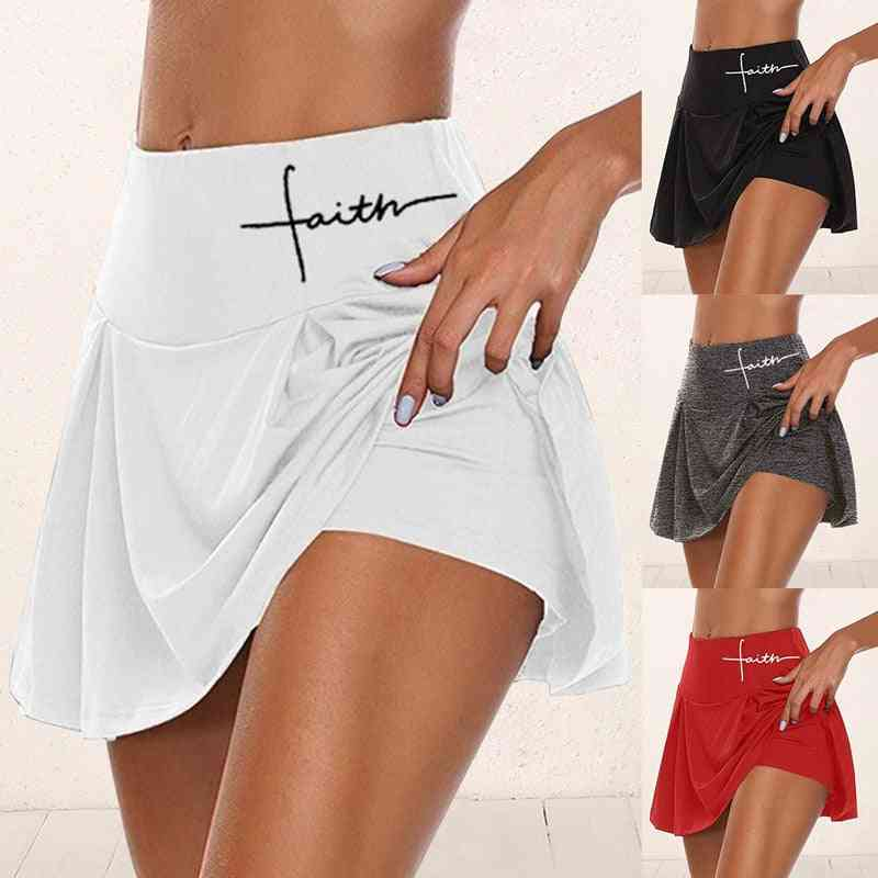Ladies Athletic Tennis Sport Skirts