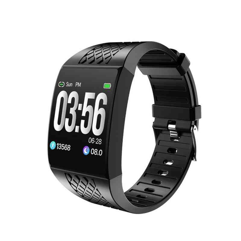 Large Curved Screen Smart Wristbands, Fitness Bracelet, Tracker, Remote Control Camera, Music Smart Band Watch, Ergonomic Design
