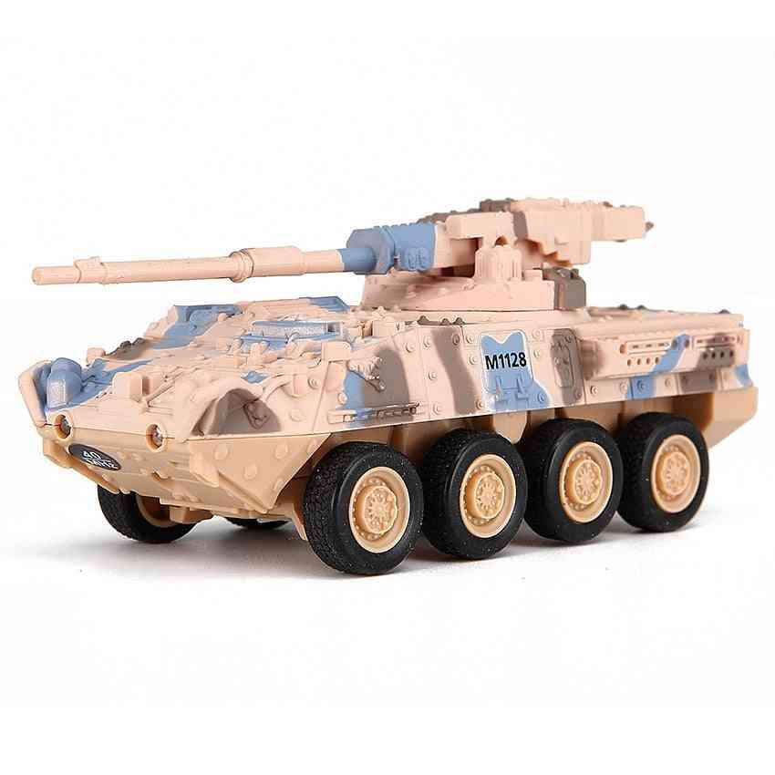 Radio Remote Control Mini German Military Stricker Artillery Car Type-g Electric Airsoft Rc Tank