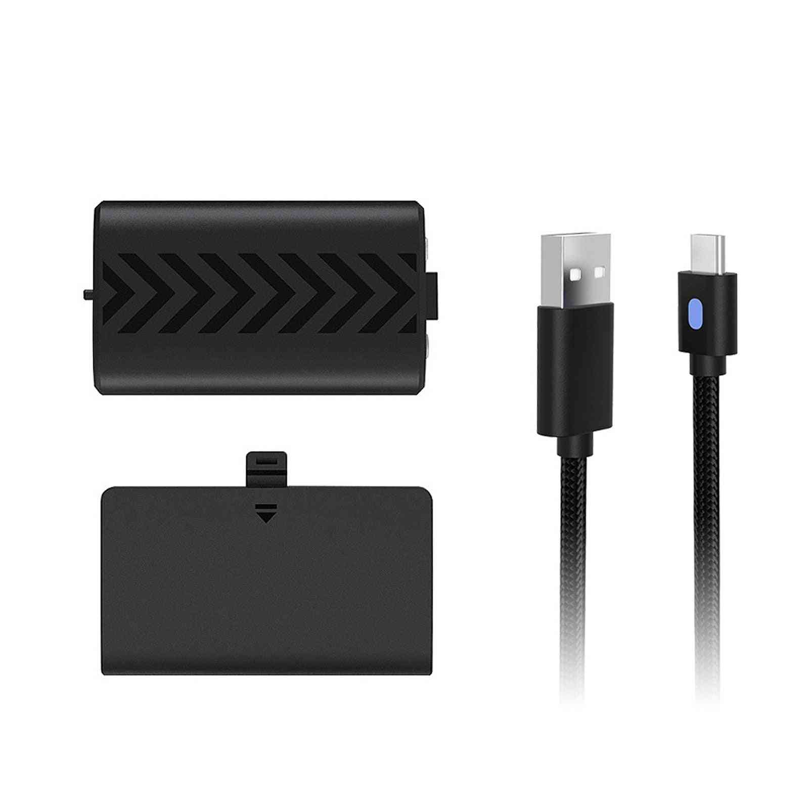 Game Controller Replacement Rechargeable Battery Pack With Charging Cable Battery