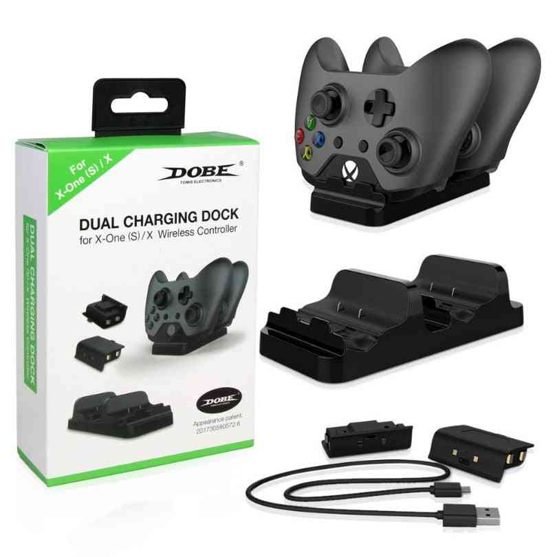 Dobe Rechargeable Battery Pack For X Box Xbox One S X Controller