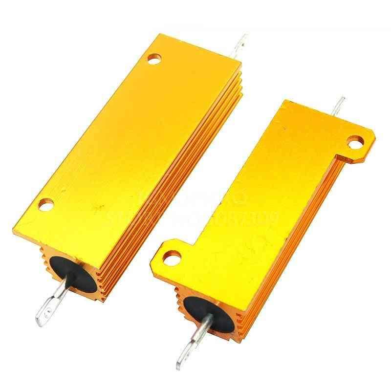 Metal Shell Case Wirewound Resistor