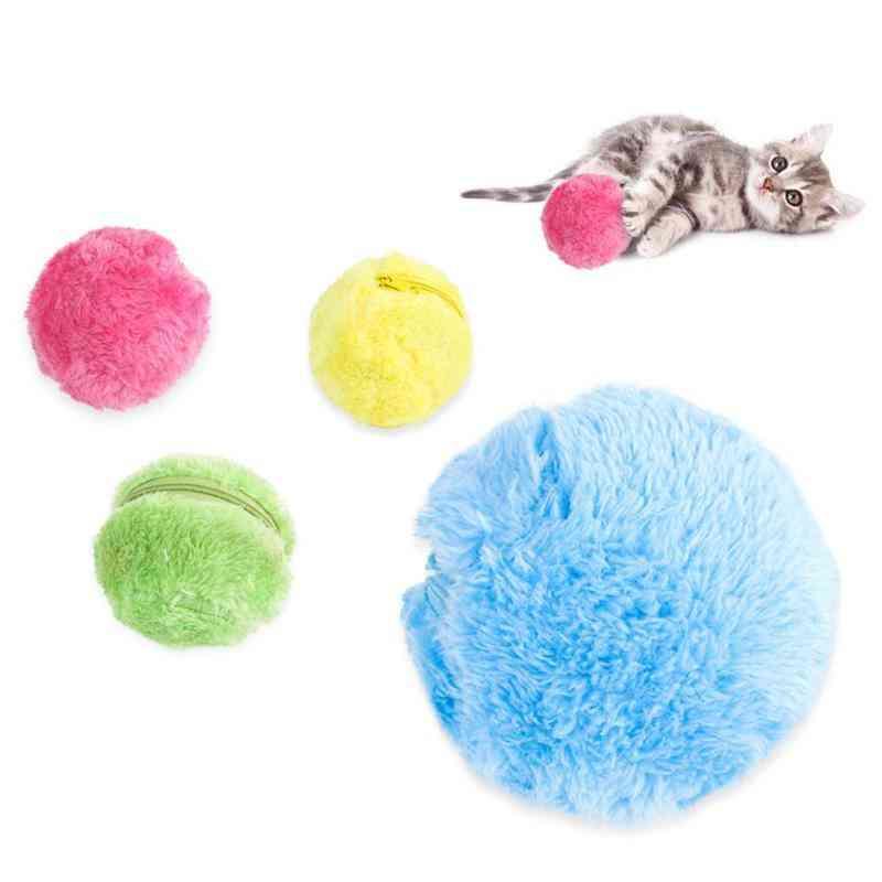 Pet Electric Ball Magic Roller Ball