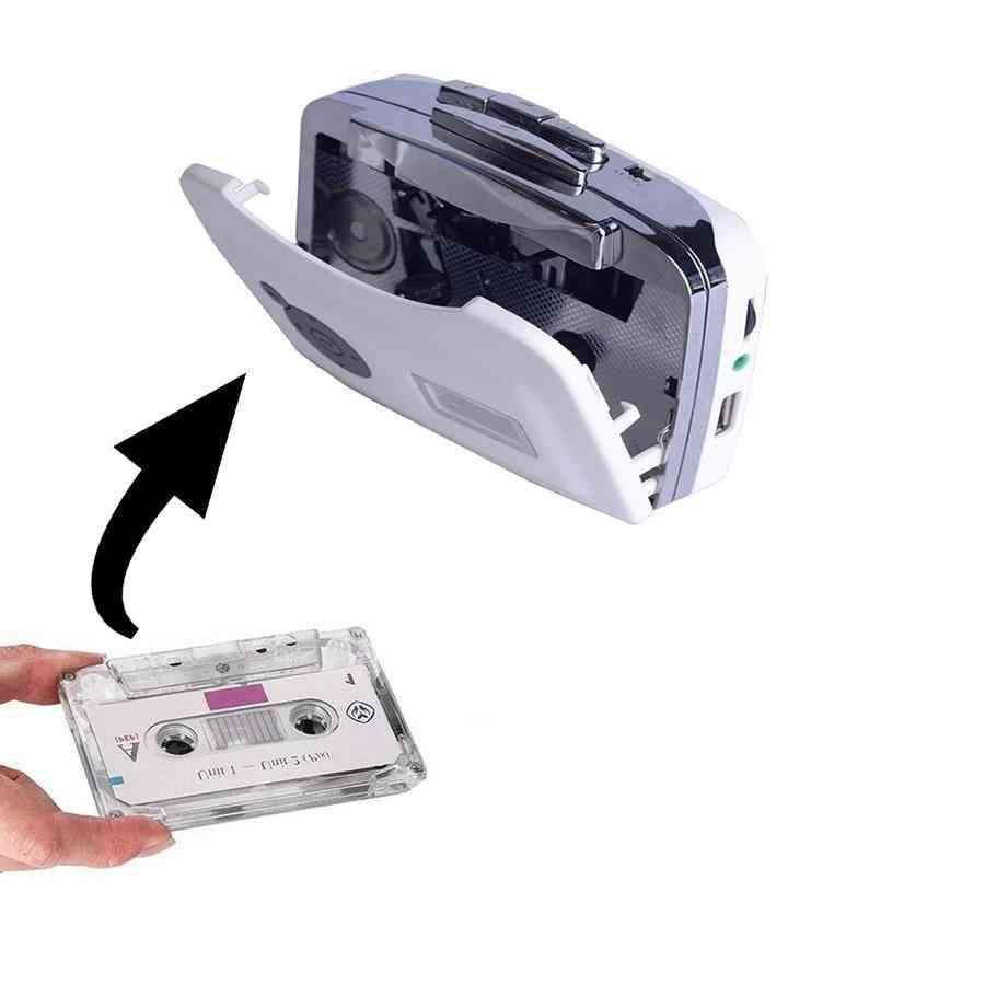 Mp3 Converter Capture ,convert Tape To Mp3 Into Usb Flash Drive/flash Memory