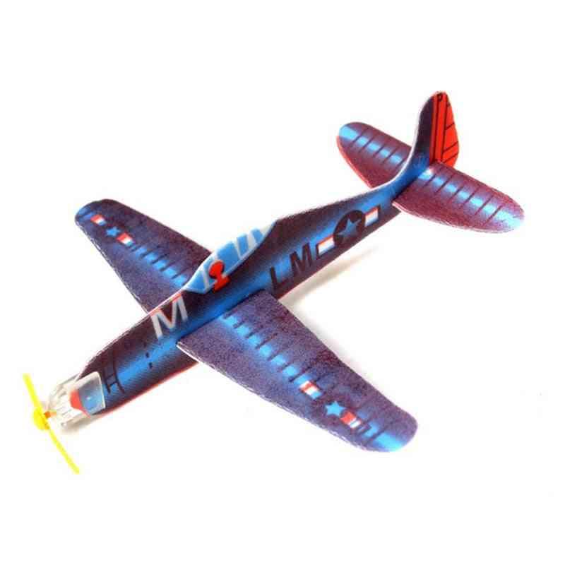 Hand Throw Flying Glider Plane Toy Epp Foam Plane Ultralight Aircraft Model Toy