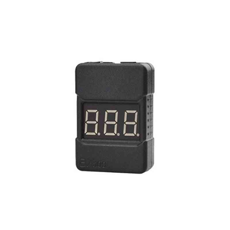 Battery Voltage Checker With Speakers
