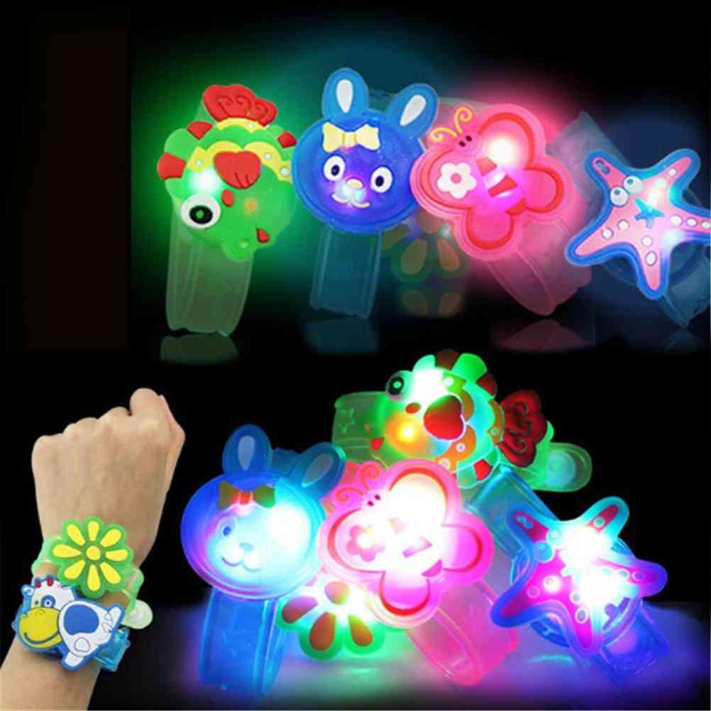 Creative Cartoon Luminous Bracelets Watch