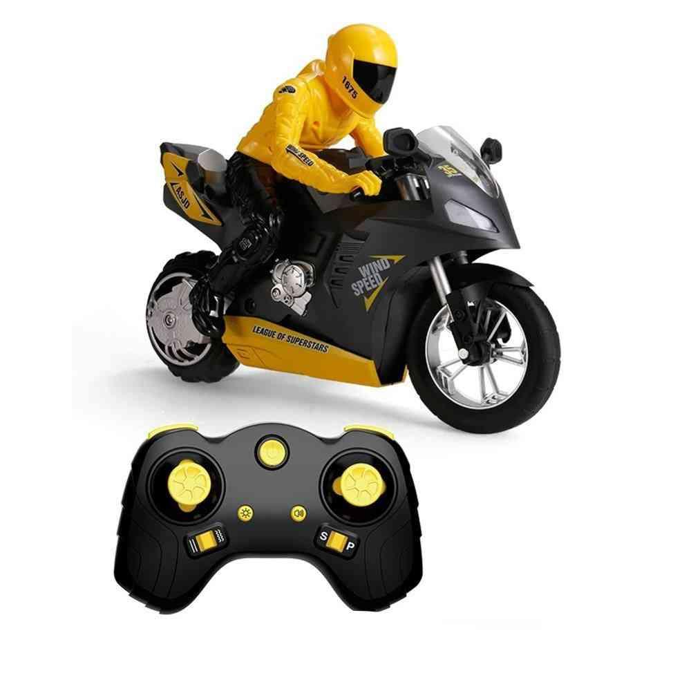 Balancing Rc Motorcycle