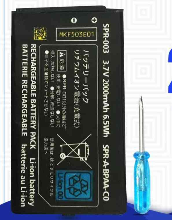 Rechargeable Lithium-ion Battery Pack Tool Pack Kit