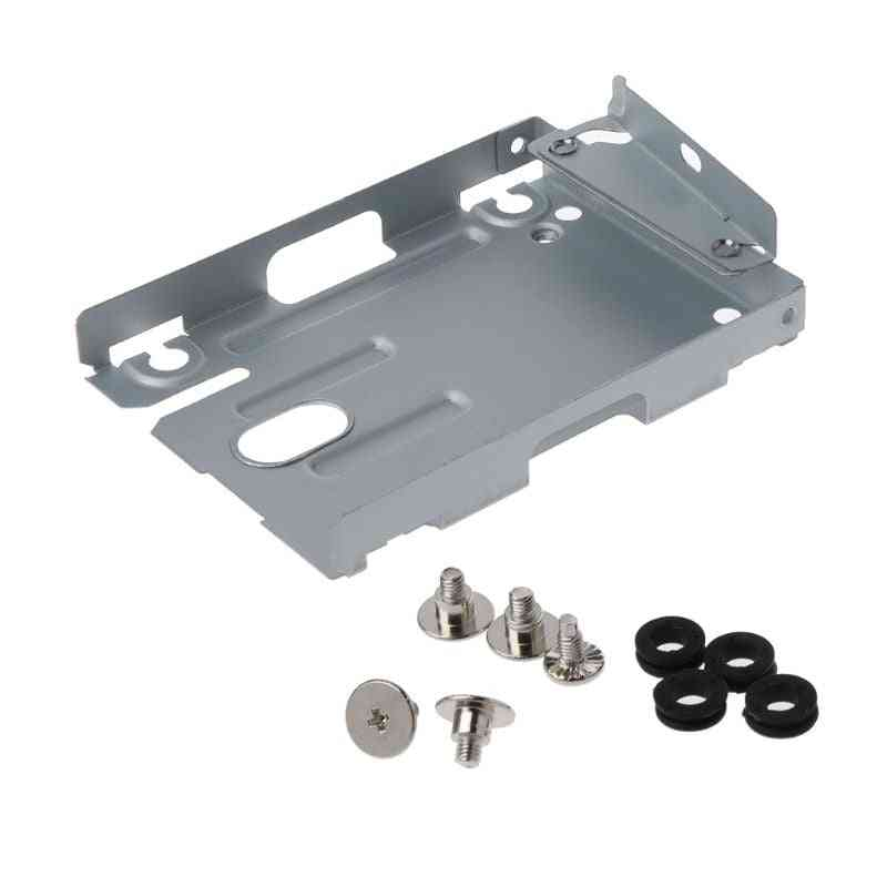 Hard Disk Drive Hdd Base Tray Mounting Bracket Support For Playstation