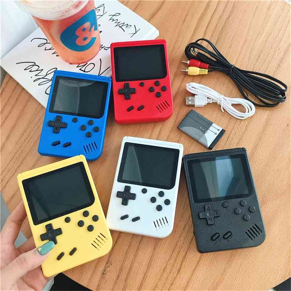 400 In 1 Games Mini Portable Retro Video Console Handheld Game Players