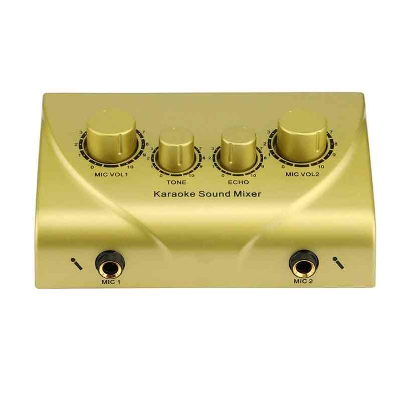 Machine Professional Sound Mixer Echo Mixer Digital Sound System Devices