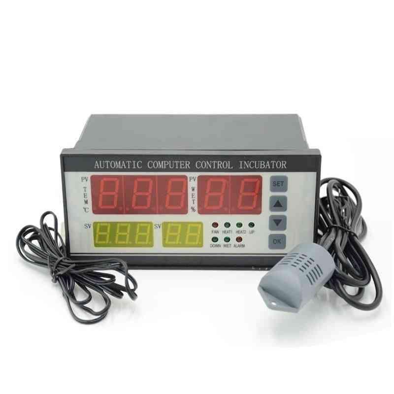 Incubator Controller Thermostat, Multifunction Egg Incubator Control System