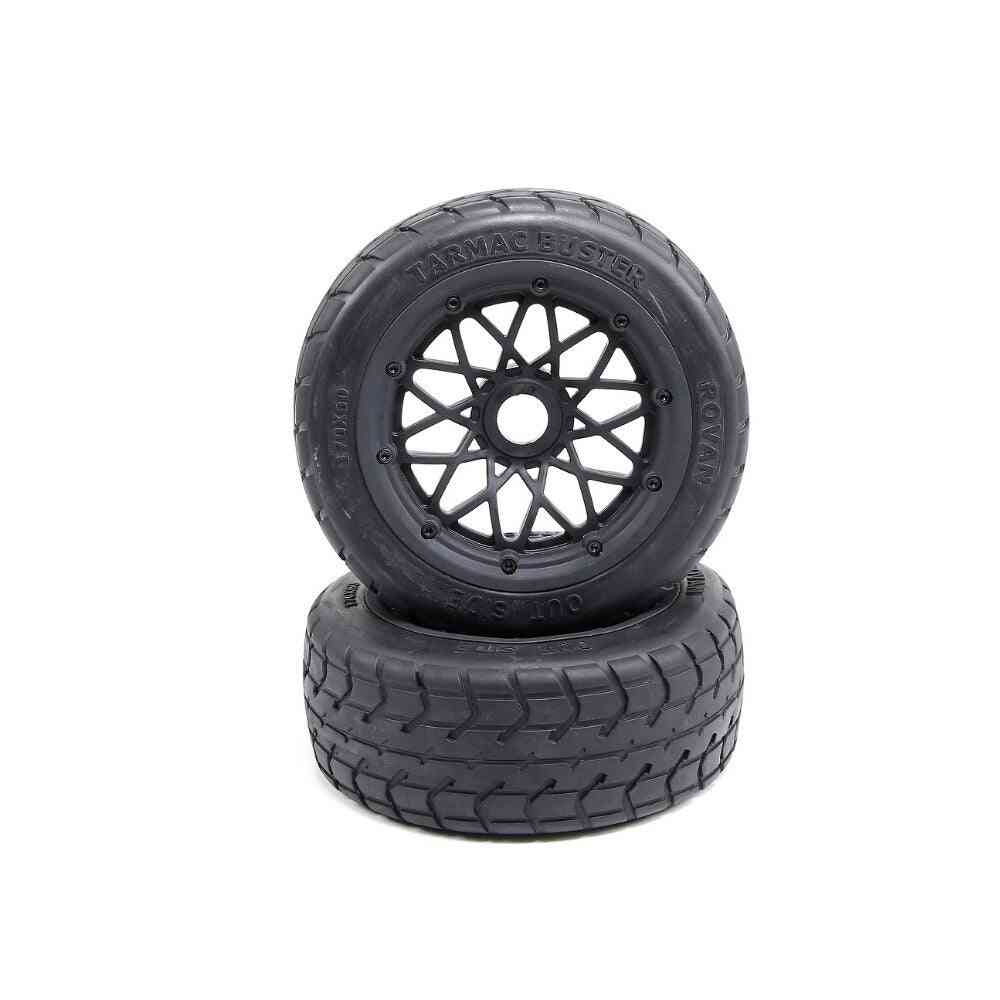 Road Wheel And Tires Thicker Tarmac Buster