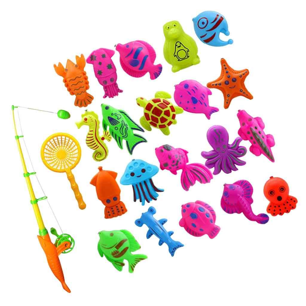 Developmental Fish Game