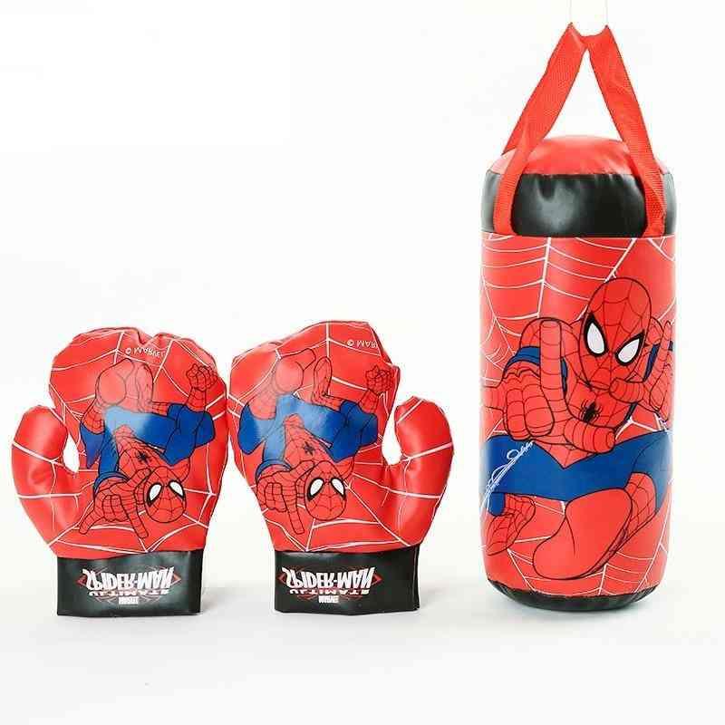 Disney Cartoon Image Marvel Spiderman Gloves