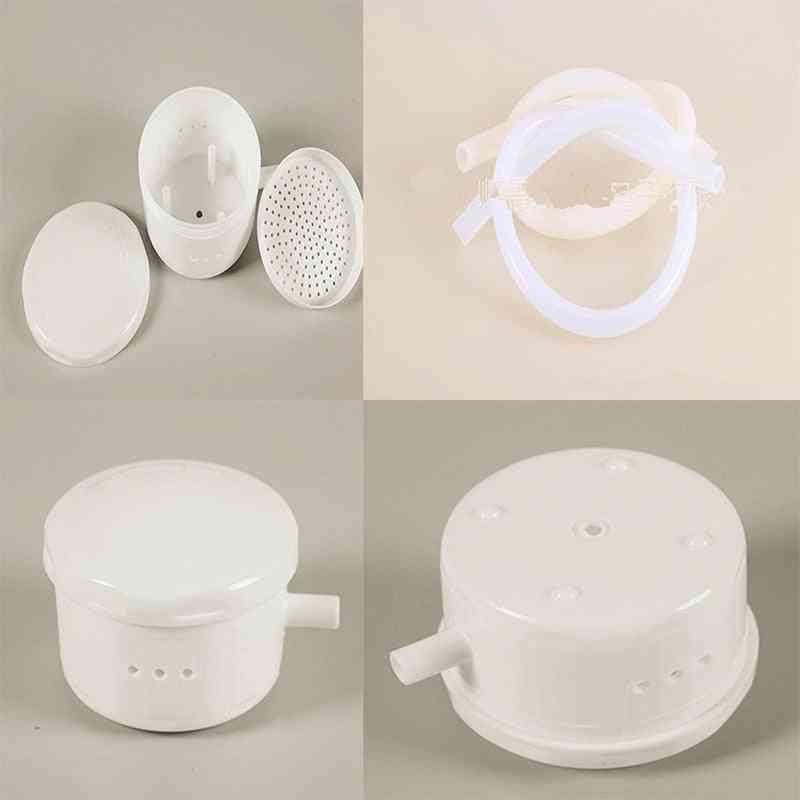 Sauna Accessories Plastic Hoses For Sauna Herbs Box Kit Accessories