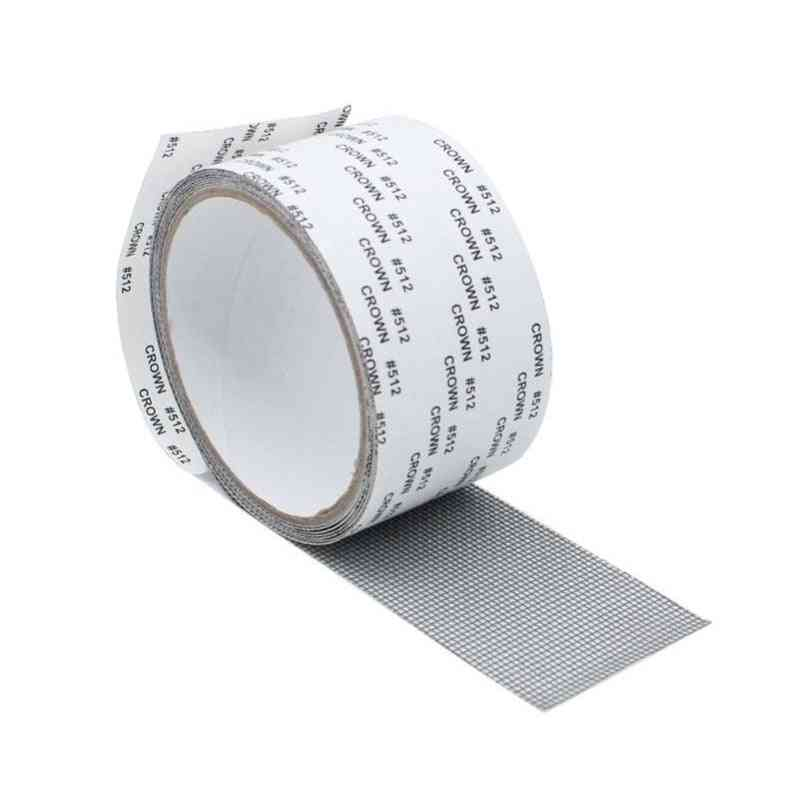Anti-mosquito Mesh Sticky Wires Patch Window Net Tape