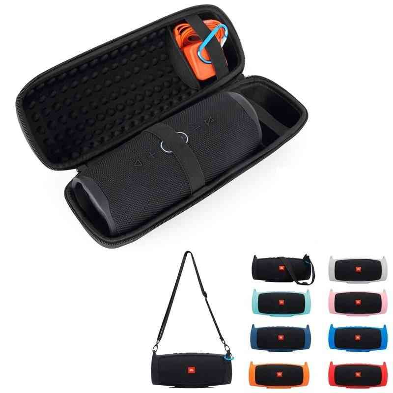 Hard Travel Carry Storage Box + Soft Silicone Case