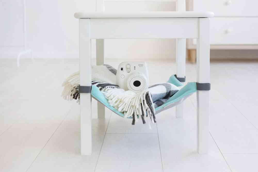 Saveplace® Hanging Mat For Storage & Pets – Blue Lagoon