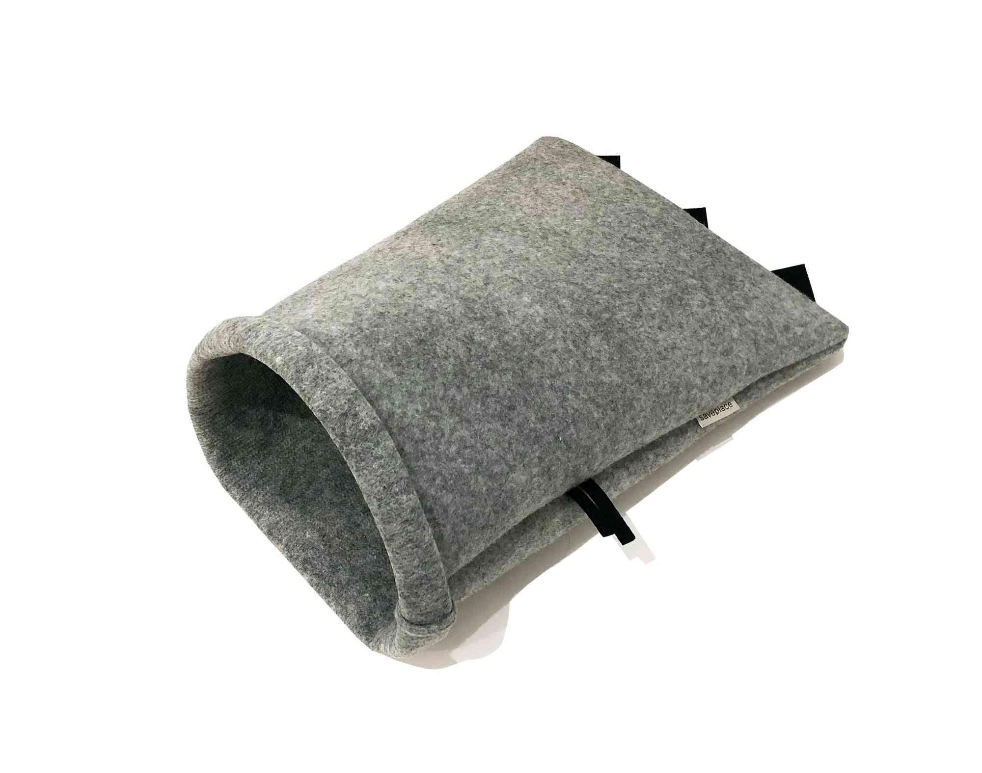 Saveplace® Woolen Cat Cocoon – Dragon Cave (hole ? 25 Cm)