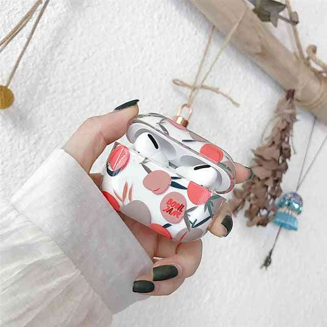 Fruit Hard Pc Earphone Case For Airpods Pro