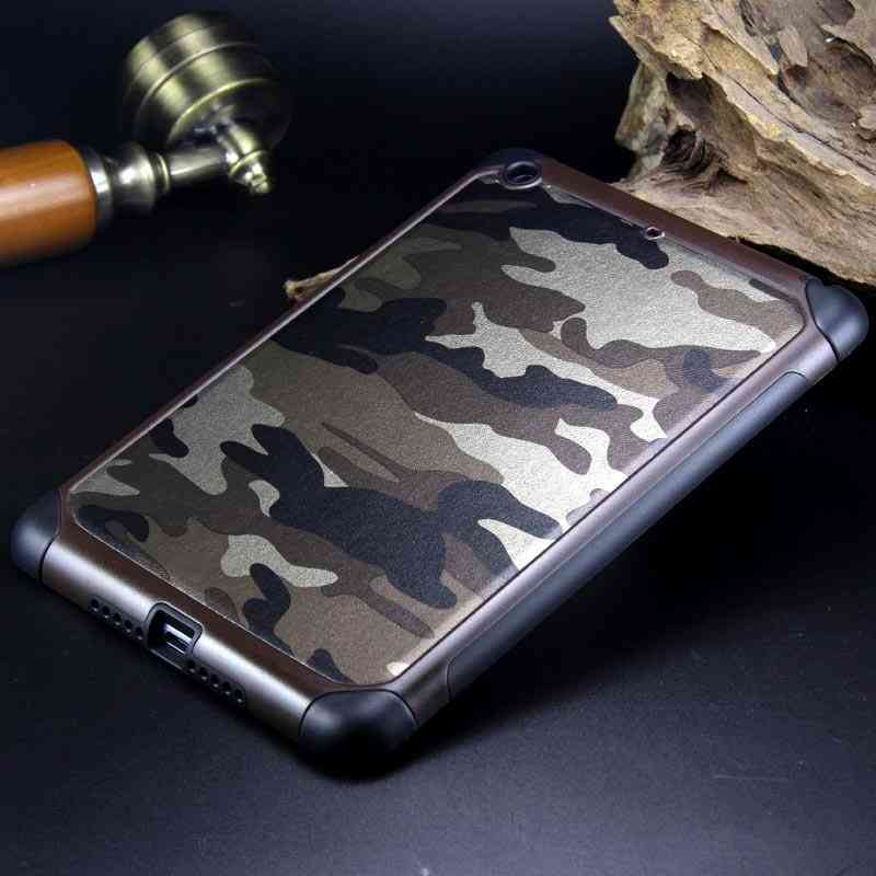 Camouflage Protective Ipad Mini Case