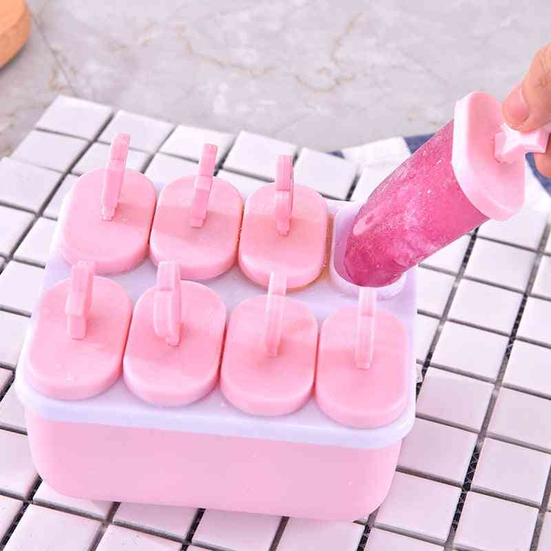 Ice Cream Popsicle Molds Cooking Tool