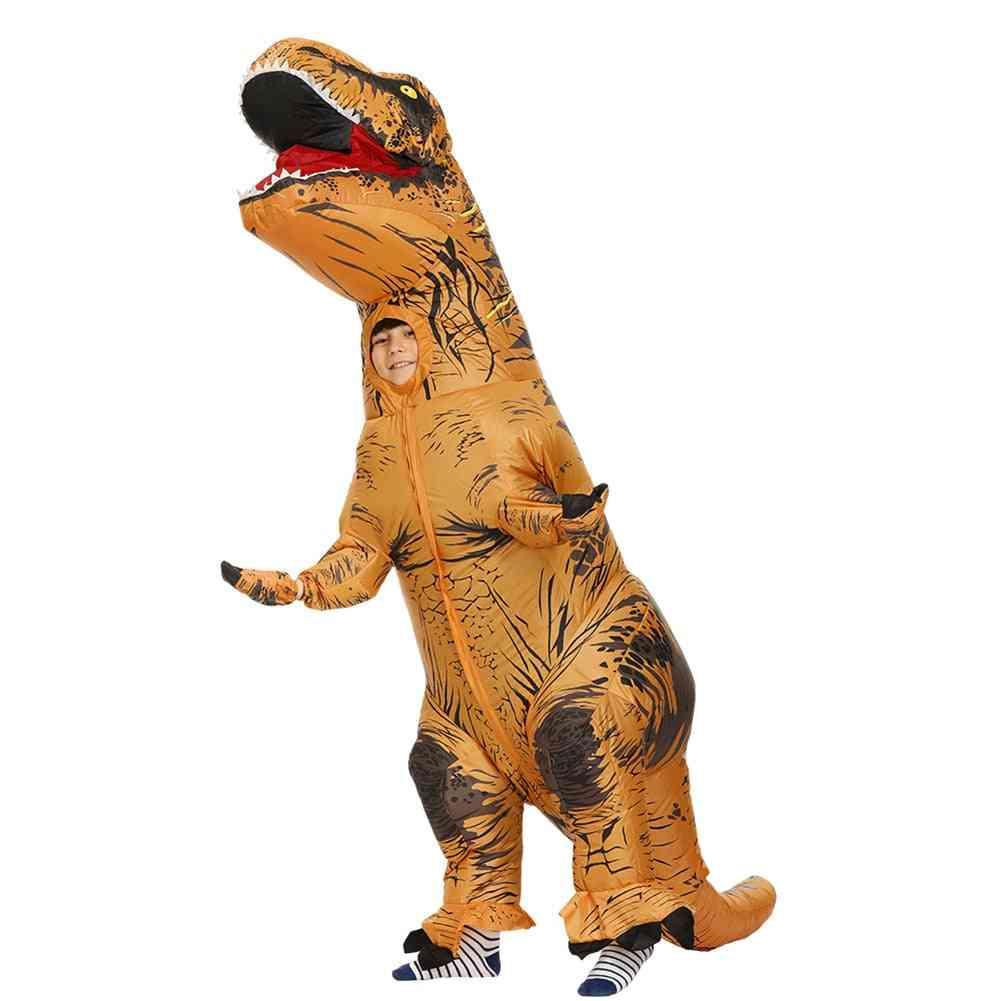 Dinosaur Mascot Cosplay Costume