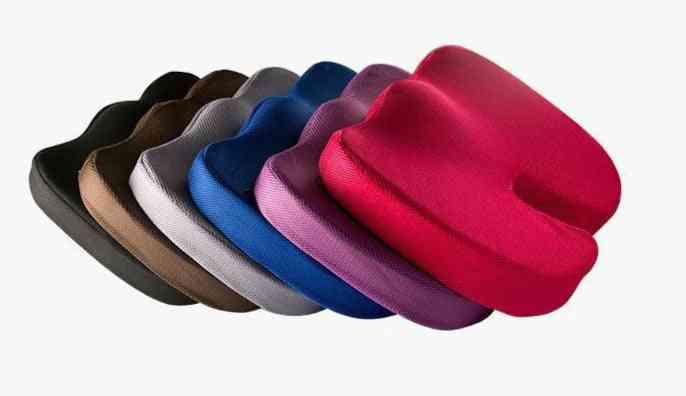 Gel Cushion Seat Office Thicken Memory Foam U-shape Silicone Sofa Soft Comfort