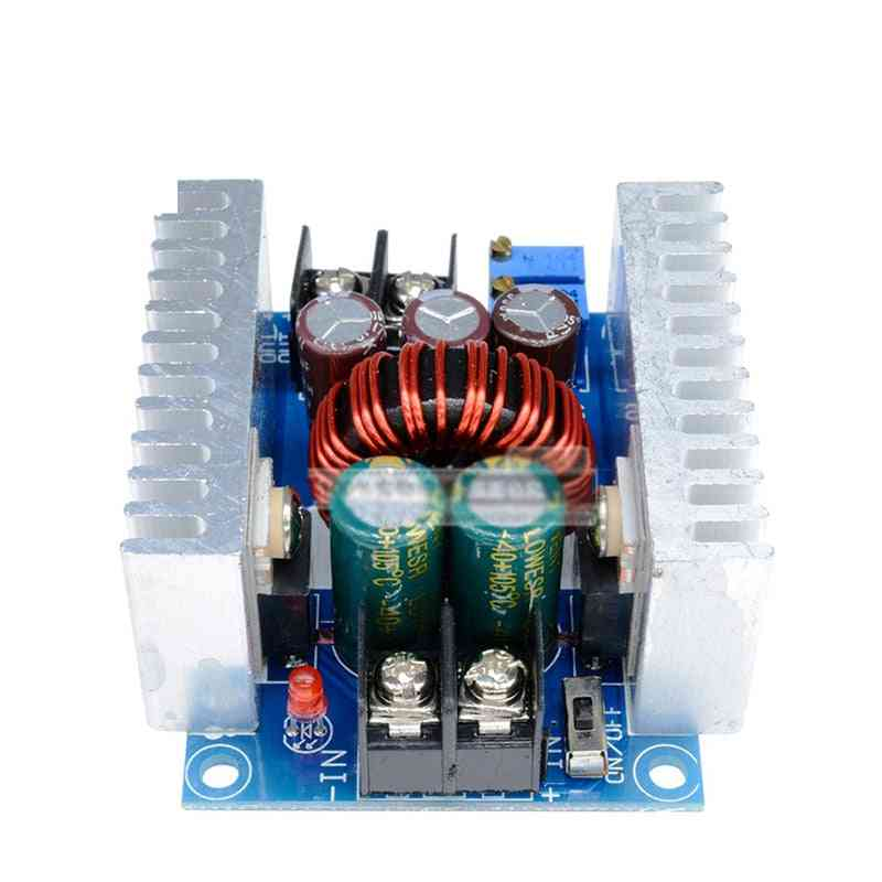 300w 20a Dc Buck Converter Step Down Module Constant Current Led Driver Power Step Down Voltage Module Electrolytic Capacitor