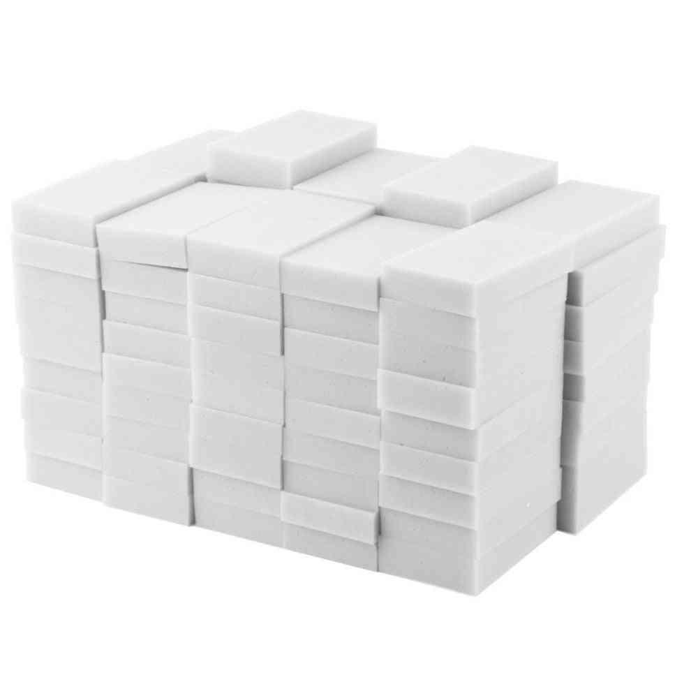 Magic Sponge Cleaner Eraser Multi-functional Melamine Sponge For Kitchen Bathroom Cleaning 100x60x15mm