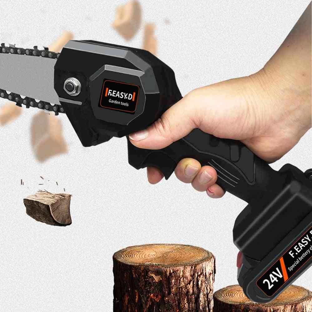Electric Pruning Chain Saw